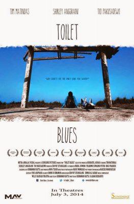Toilet Blues Poster