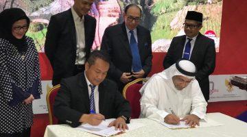 The Grand Project: Kerjasama Solo – Jeddah antara PT. Rimba Sentosa Persada dengan Dallah Barakah Co.